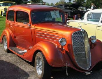 Lake Chelan Car Show