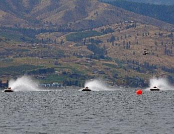 Lake Chelan Hydroplane Races