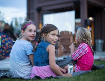 Outdoor Movies in the Park