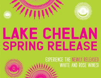 Lake Chelan Spring Release