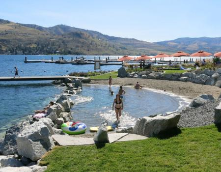 Beach Cove at The Lookout at Lake Chelan