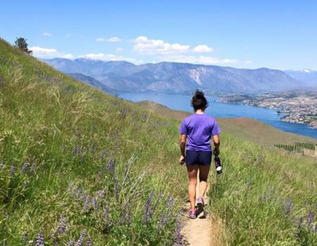 Hiking Lake Chelan