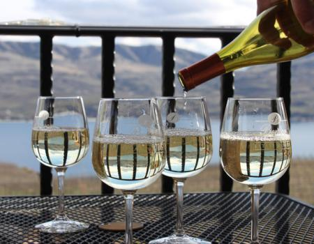 Wine Tasting Lake Chelan