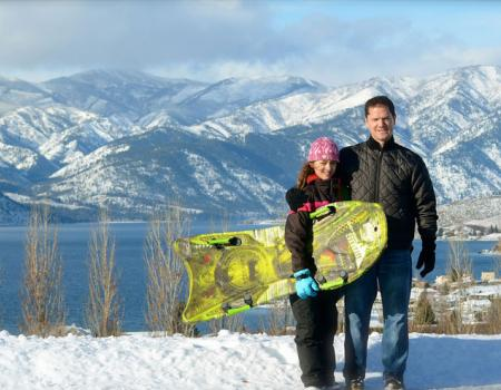 Winter Activities The Lookout at Lake Chelan