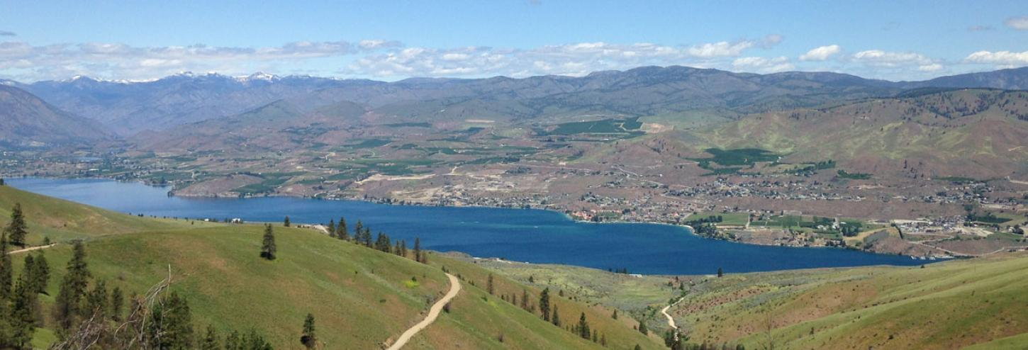Hiking Lake Chelan