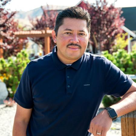 Servando Robledo, Director of Resort Operations, The Lookout at Lake Chelan